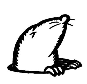 old mole